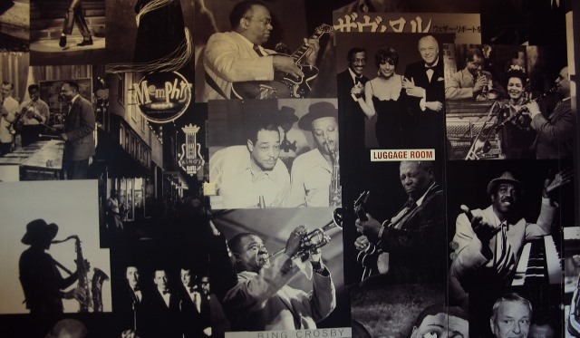 cantores de jazz