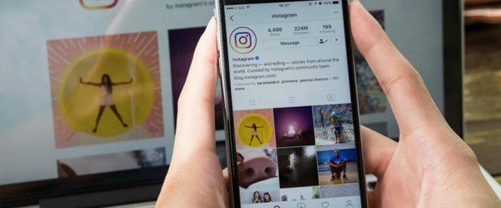 O que acontece se eu pausar uma promoção no Instagram?
